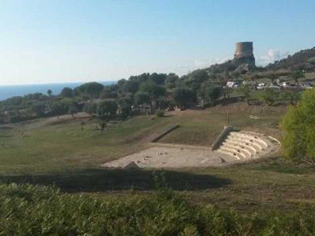 Anfiteatro di Torre Marrana di Ricadi