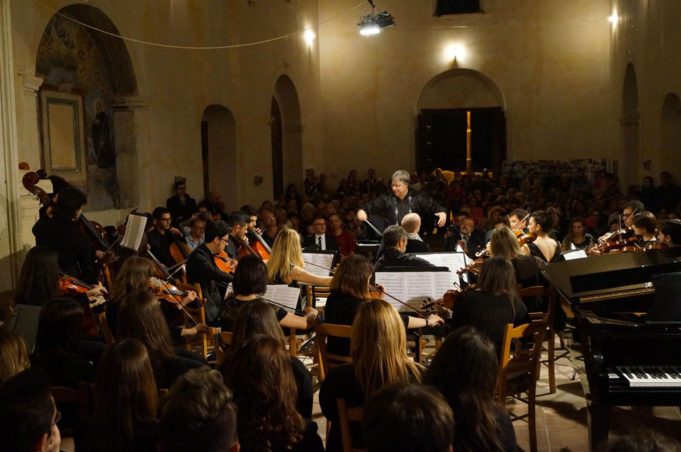 Conservatorio Fausto Torrefranca: finale standing ovation