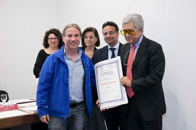 Premiazione Mario Loprete