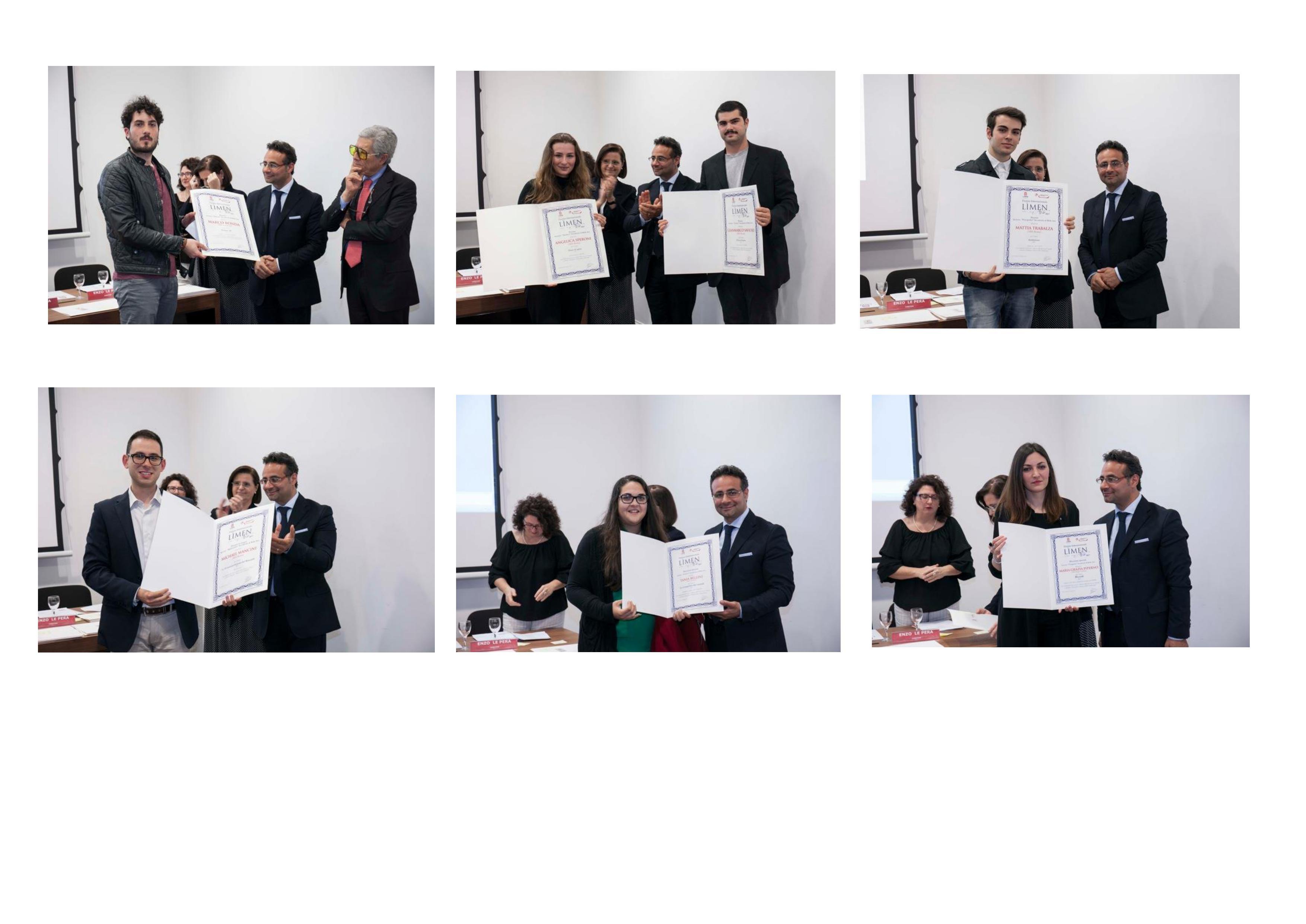 Premiazione studenti Accademie Belle Arti