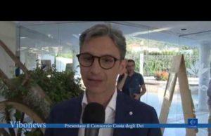 Costa degli Dei: presentato il consorzio dal senatore Mangialavori| Vibovalentia.tv