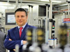 Sebastiano Caffo è il nuovo presidente della Camera di commercio di Vibo