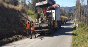 Lavori ANAS strada provinciale 930